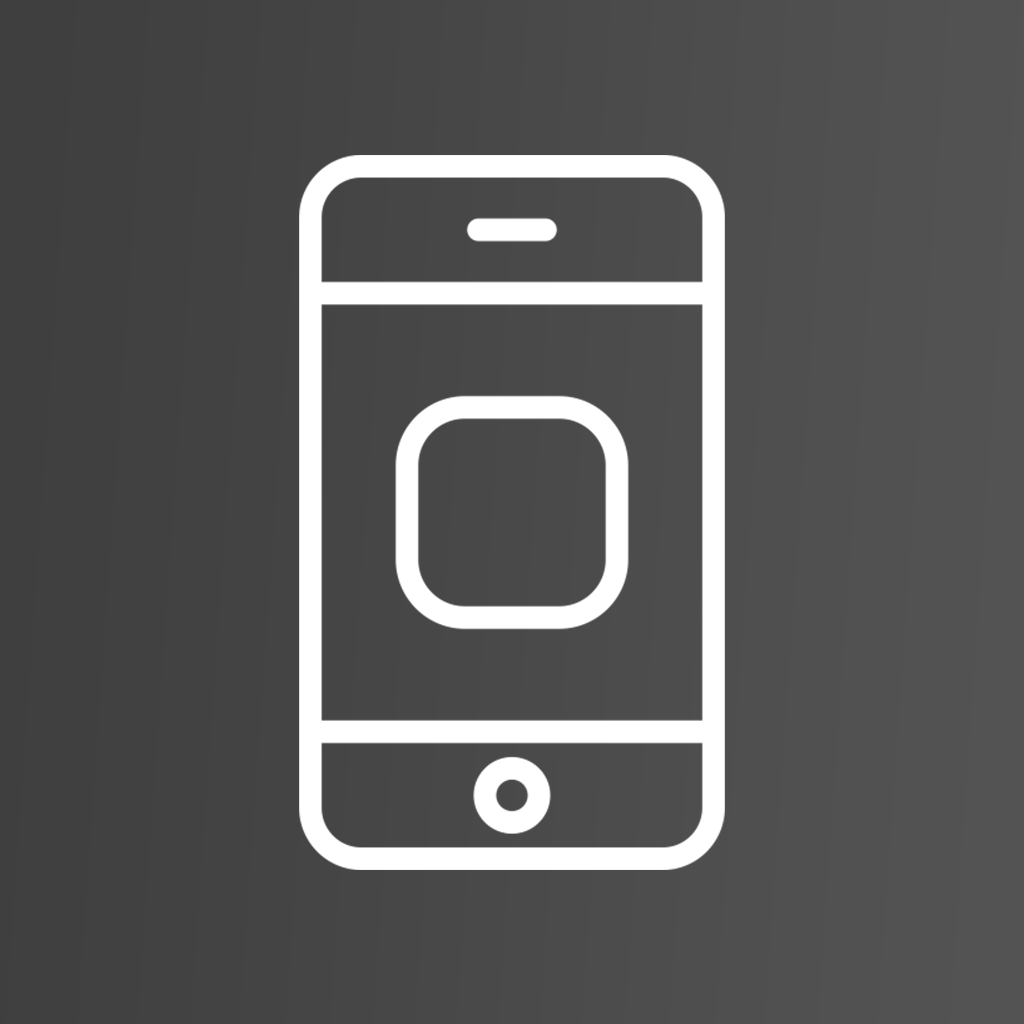 Native Mobile App (Fixed Functionality)