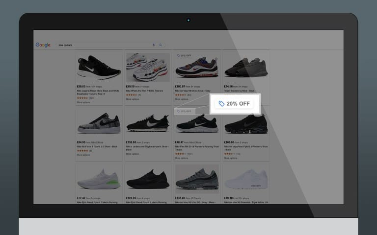 Google Merchant Centre Promotions Feed