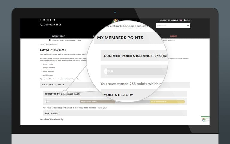Reward Points System - Group Benefits