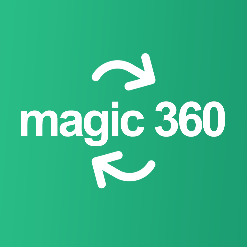 360-Degree Product Images: Magic 360