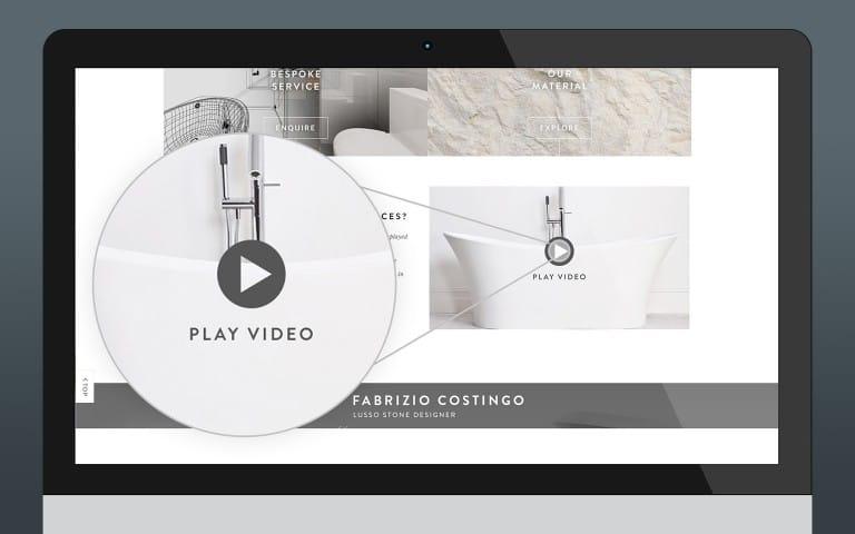 Video Based Homepage Promo