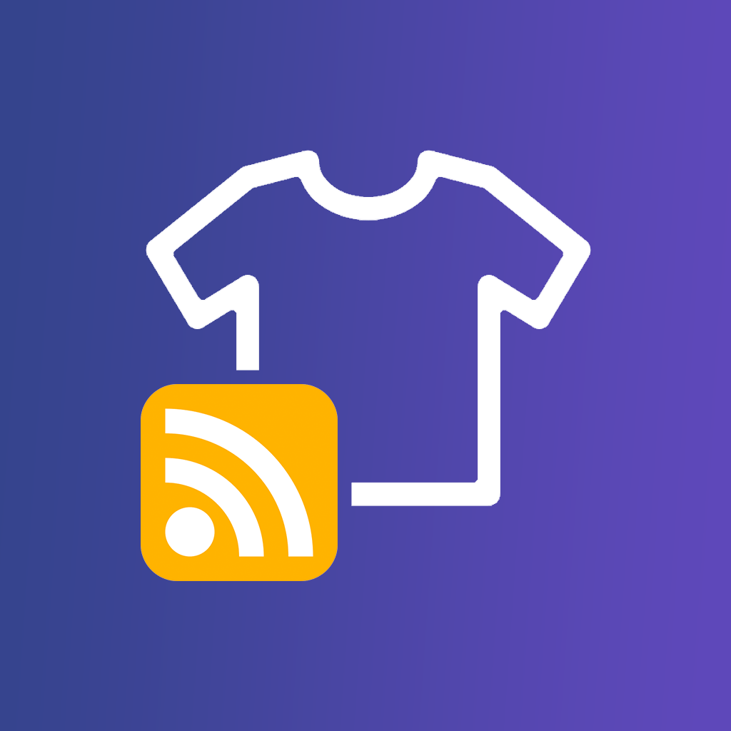 Product RSS Feeds