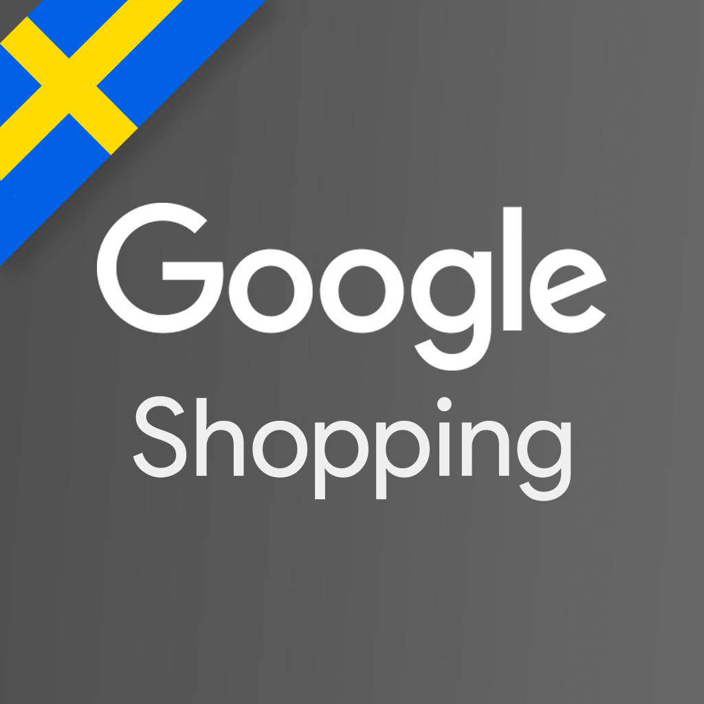 Sweden Google Shopping Product Feed - Additional