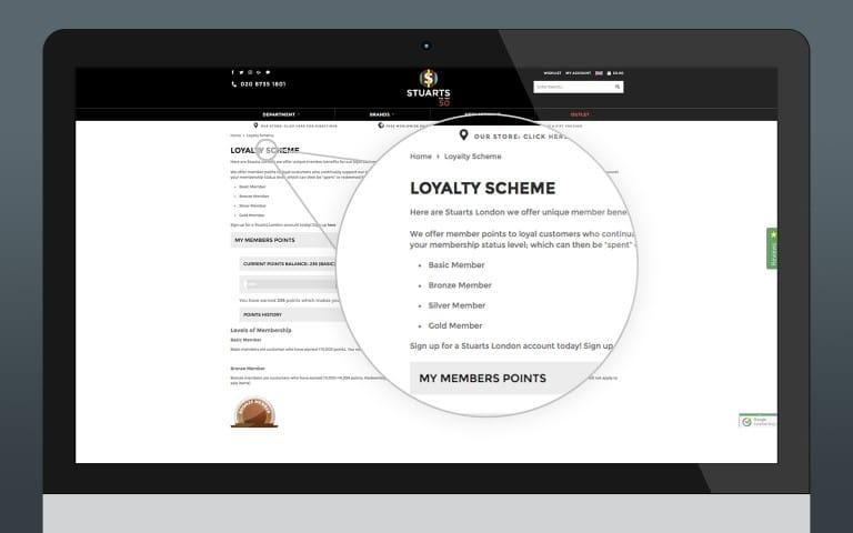 Loyalty Programme